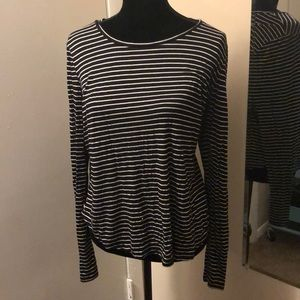 Aeropostale SERIOUSLY SOFT Striped Top